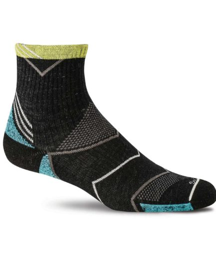 Incline Quarter Sportsocken